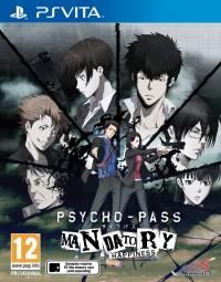 Psycho Pass Mandatory Happines PS Vita