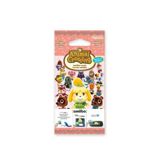 Animal Crossing amiibo Cards (Series 4) AJÁNDÉKTÁRGY