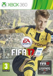 FIFA 17 (használt) XBOX 360