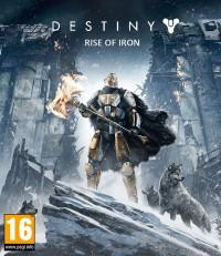 Destiny Rise of Iron Xbox One