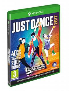 Just Dance 2017 (használt) XBOX ONE