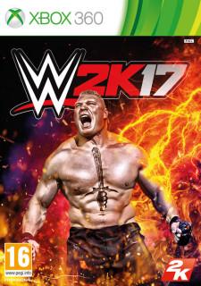 WWE 2K17 (használt) XBOX 360