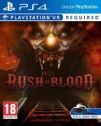 Until Dawn Rush of Blood (használt) PS4