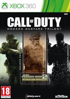 Call of Duty: Modern Warfare Trilogy (használt) Xbox 360