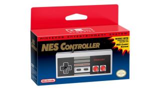 Nintendo Classic Mini: NES Kontroller Retro
