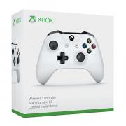 Xbox One bezdrôtový ovládač (Biely) Xbox One