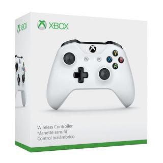 Xbox One Vezeték nélküli Kontroller (Fehér)