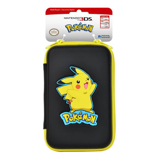 New 3DS XL Hard Pouch (Pikachu)