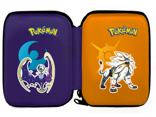 New 3DS XL Hard Pouch - Pokémon Sun & Moon 3DS
