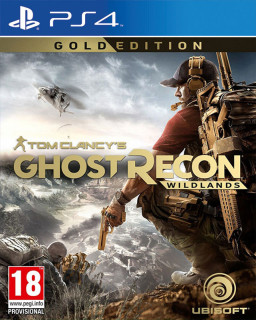 Tom Clancy's Ghost Recon Wildlands Gold Edition PS4