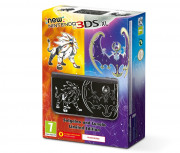 New Nintendo 3DS XL Solgaleo and Lunala Limited Edition 3 DS