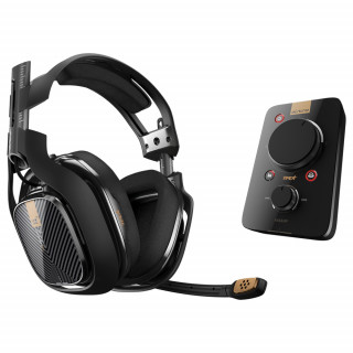 Astro A40 Headset + MixAmp Pro TR (AG BLACK) MULTI