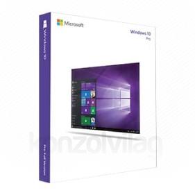 Microsoft Windows 10 Pro, bármilyen elérhető nyelven telepíthető (Letölthető) PC