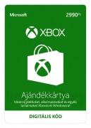 2990 forintos XBOX ajándékkártya (Letölthető) MULTI