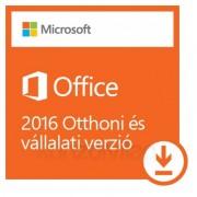 Microsoft Office 2016 Otthoni és kisvállalati verzió, bármilyen elérhető nyelven telepíthető (Letölthető) PC