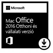 Microsoft Office for MAC 2016 Otthoni és kisvállalati verzió, bármilyen elérhető nyelven telepíthető (Letölthető) PC