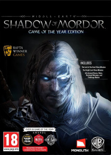 Middle-earth: Shadow of Mordor - Game of the Year Edition (PC) DIGITÁLIS