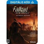 Fallout New Vegas Ultimate Edition (PC) Letölthető