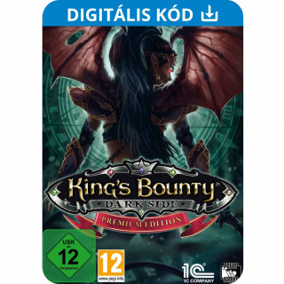 King's Bounty:  Dark Side Premium Edition (PC) Letölthető PC
