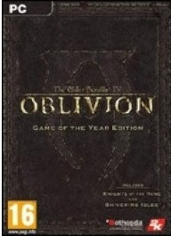 The Elder Scrolls IV: Oblivion Game of the Year (PC) Letölthető PC