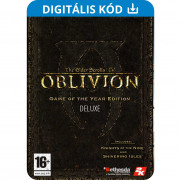 The Elder Scrolls IV: Oblivion Game of the Year Deluxe (PC) Letölthető