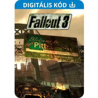 Fallout 3 The Pitt (PC) DIGITÁLIS