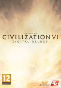 Sid Meier's Civilization VI Digital Deluxe (PC) Letölthető PC