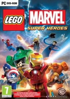 LEGO Marvel Super Heroes (PC) Letölthető