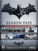 Batman: Arkham Origins Season Pass (PC) Letölthető
