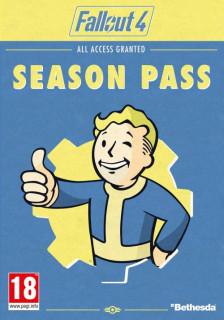 Fallout 4 Season Pass (PC) Letölthető
