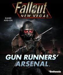 Fallout: New Vegas DLC 5: Gun Runner's Arsenal (PC) Letölthető