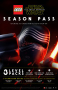 LEGO Star Wars: The Force Awakens Season Pass (PC) Letölthető PC