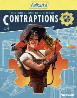 Fallout 4: Contraptions Workshop DLC (PC) Letölthető