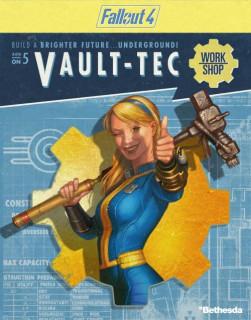 Fallout 4: Vault-Tec Workshop DLC (PC) Letölthető