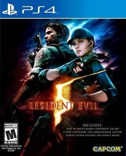 Resident Evil 5 (használt) PS4