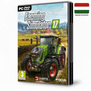 Farming Simulator 17 (Magyar felirattal) PC