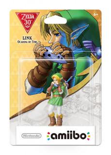amiibo Zelda - Link (Ocarina of Time) Ajándéktárgyak