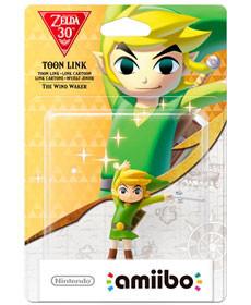 amiibo Zelda - Toon Link (The Wind Waker) Ajándéktárgyak