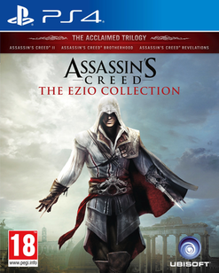Assassin's Creed Ezio Collection (használt) PS4