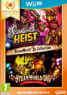 Steam World Collection WII U