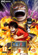 One Piece Pirate Warriors 3 (PC) Letölthető