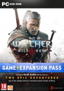 The Witcher III: Wild Hunt Game + Expansion Pass (PC) Letölthető
