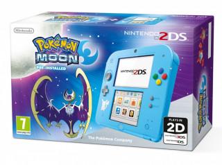Nintendo 2DS Pokémon Ed. + Pokémon Moon Nintendo DS