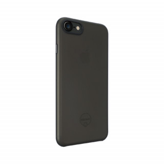 OZAKI O!COAT 0.3 JELLY, Fekete IPhone 7 Tok (OZAKI-OC735BK) Mobil