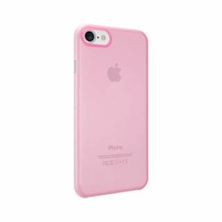 OZAKI O!COAT 0.3 JELLY, IPhone 7 Tok Pink (OZAKI-OC735PK) Mobil