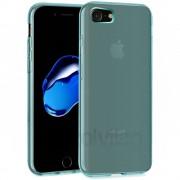 Cellect IPhone 7 Vékony TPU Szilikon Hátlap, Kék (TPU-IPH7-BL) Mobil