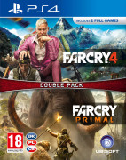 Far Cry Primal + Far Cry 4 PS4