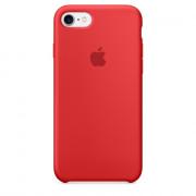 Apple IPhone 7 Piros szilikontok (MMWN2ZM/A) Mobil