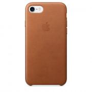 Apple IPhone 7 Vörösesbarna bőrtok (MMY22ZM/A) Mobil