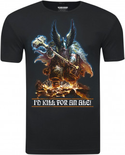 Warhammer Fantasy Battles Dwarfs - Póló - Good Loot (XL-es méret) AJÁNDÉKTÁRGY